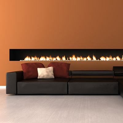 gas log fire installation by gas fitters in Adelaide